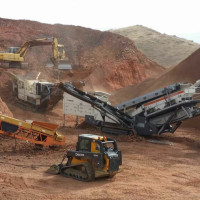 Rock Quarry Sheridan Wyoming Custom Crushing